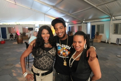 KiD CuDi and Salt 'n' Pepa