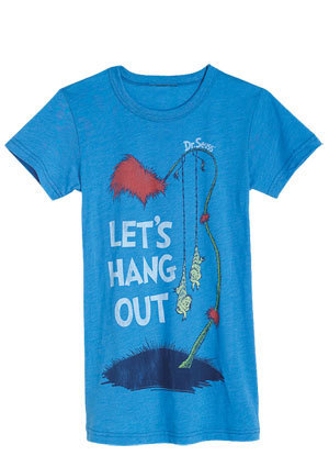 Let's Hang Out Tee