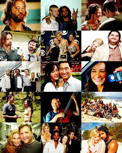 Lost cast picspam.