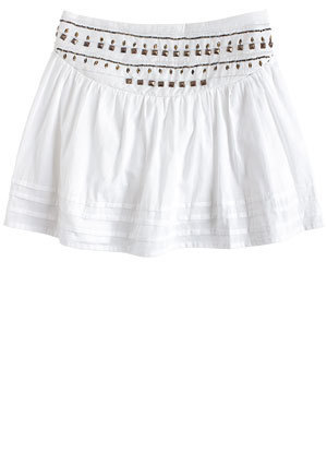 Marlina Studded Skirt