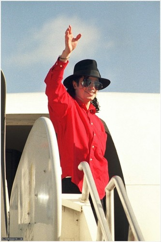 Michael in Brunei