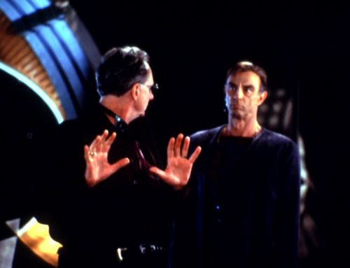Rene directing DS9