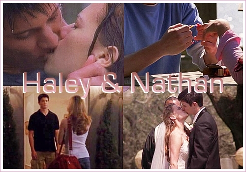 #07 - Haley James & Nathan Scott(one árbol hill)