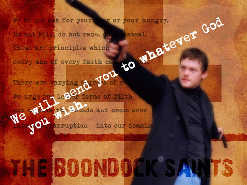 Boondock Saints-Murphy-Wallpaper