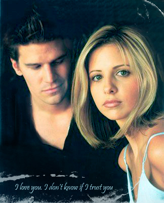 Buffy and Angel <3