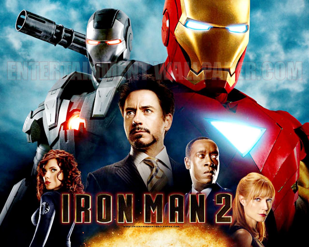 Iron Man 2 2010 Iron Man Wallpaper 11876043 Fanpop