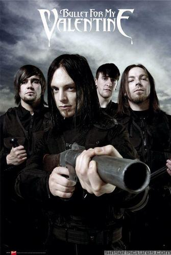 bullet for my valentine guns