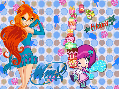 winx with their pixies!!!!!!!