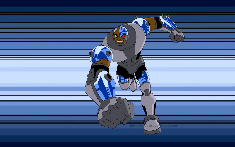 Cyborg - Teen Titans wallpaper (11954487) - fanpop - Page 9