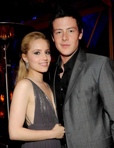 Dianna/Cory - FOX'S 'GLEE' SPRING PREMIERE SOIREE