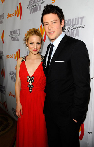 Dianna/Cory - GLAAD Media Awards