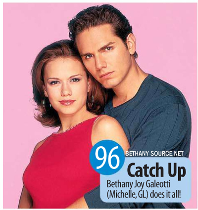 Joy in CBS Soaps in Depth Magazine May 2010