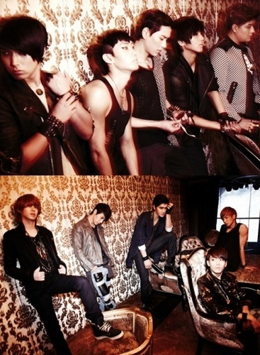 Teaser's Pics Super Junior for 4Jib