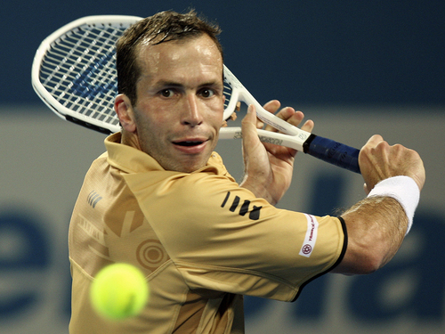 radek stepanek face
