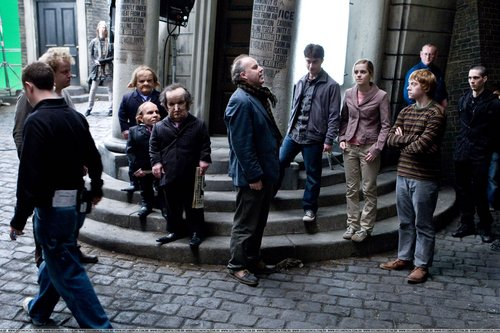 2009. Harry Potter and the Half-Blood Prince > Behind the Scenes