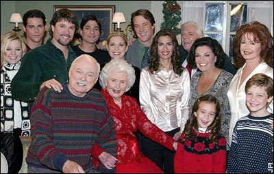 Christmas 2002 Cast Picture