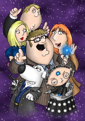 Doctor Who Meets Family Guy