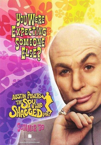 Austin Powers: The Spy Who Shagged Me - Poster