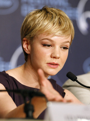 "Carey @ Cannes: ""Wall Street: Money Never Sleeps"" Press Conference"