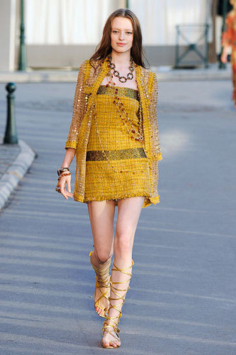 Chanel Resort 2011 Womenswear