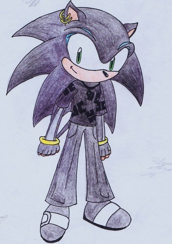 Faustus the Hedgehog (Original Lucifer)