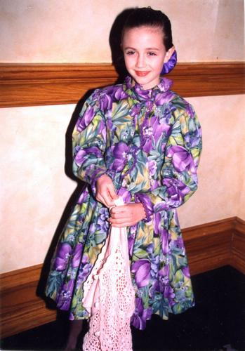Madeline at the 1994Young Artist Awards