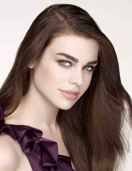 raina  cover girl  america's next top model photo