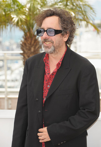 Tim полиспаст, бертон @ the Jury Photocall @ the 63rd Cannes Fim Festival
