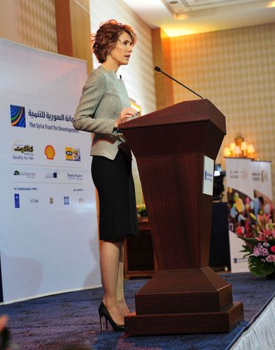 First Ladies Duniani: Asma al - Assad