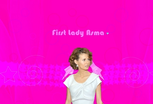 first lady asma images first lady asma al assad HD ...