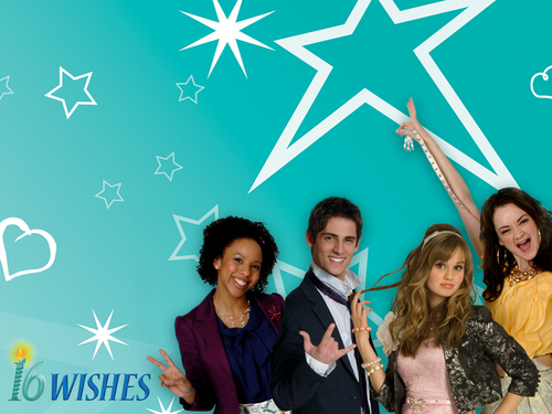 16 Wishes wallpaper