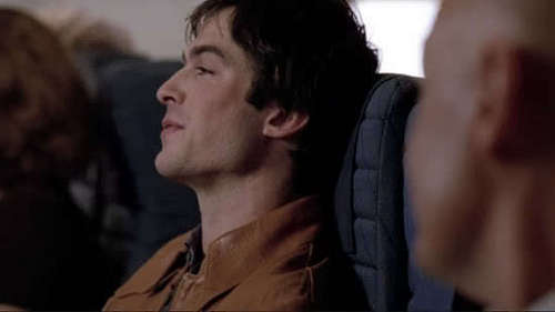 Ian Somerhalder in लॉस्ट episode 6x01 LAX part 1