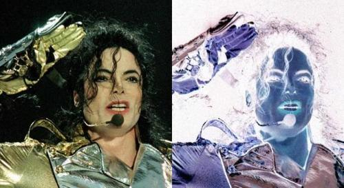 MJ - Awesome Inverted colori