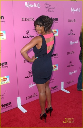 Monique Coleman is geai, jay Godfrey Gorgeous