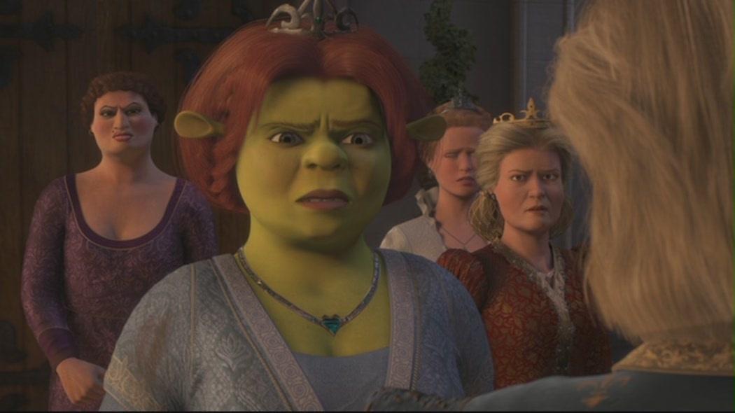 Shrek The Third Shrek Image 12276856 Fanpop