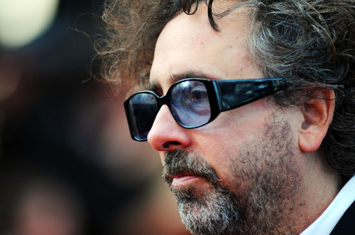 Tim Burton @ the Premiere of 'Biutiful' @ the 2010 Cannes Film Festival