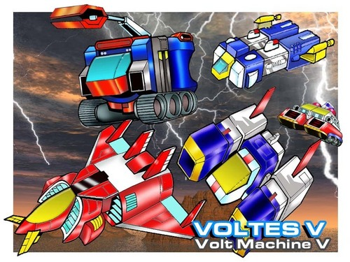 Volt machine V 02