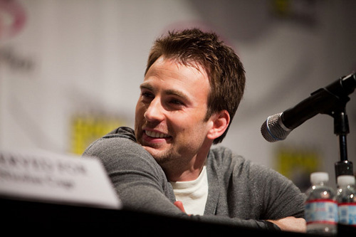 "Chris- Wondercon for ""The Losers"""