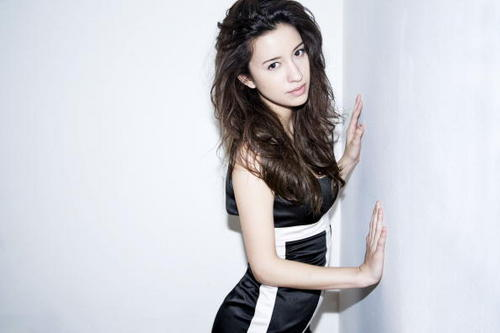 Christian Serratos New Photoshoot