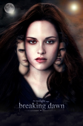 Fanmade Breaking Dawn poster