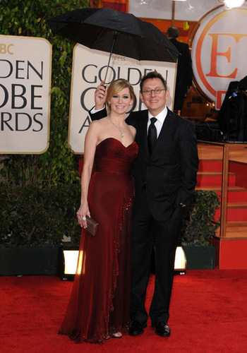 Michael Emerson at the Golden Globes