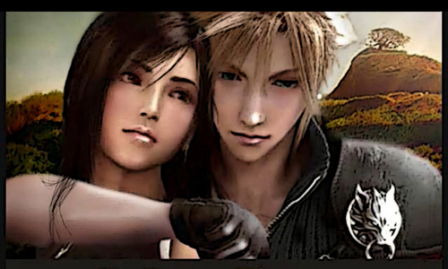 Cloud X Tifa