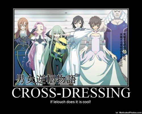 Cross-Dressing
