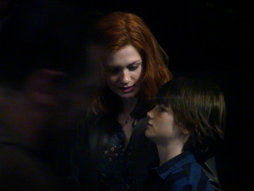 First фото of adult Harry, Ginny & Potter family from Deathly Hallows epilogue