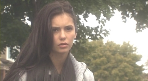 Nina in Never Cry Werewolf