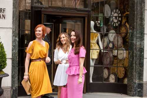 SATC 2 movie stills