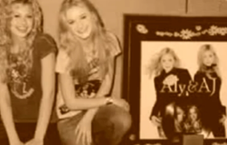 Aly and AJ! <3