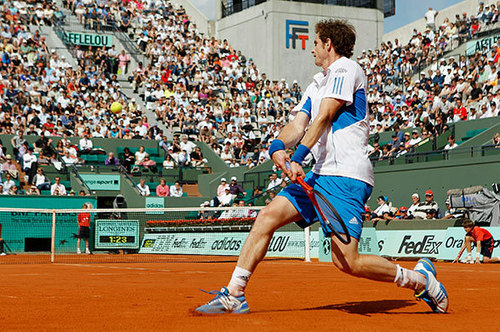 Andy Murray v Marcos Baghdatis (May 28)