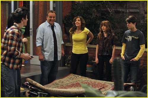 Bella Thorne in Wizards of Waverly Place