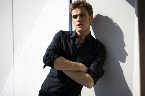 Paul Wesley outtakes for DaMan Magazine